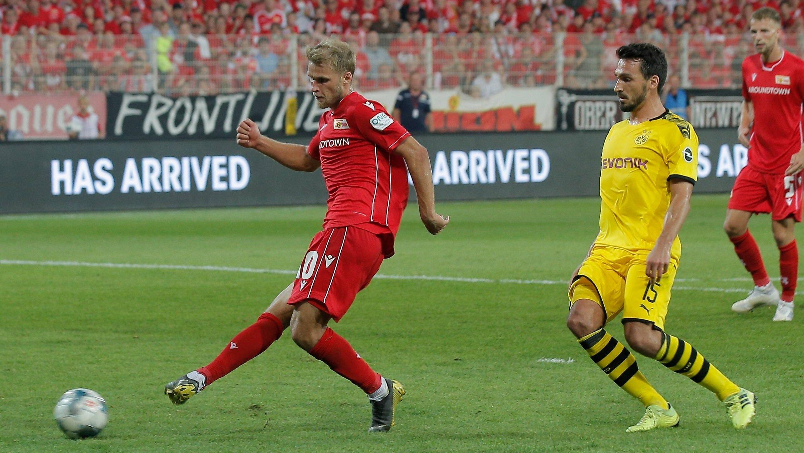 Welche Bundesligaspiele überträgt Dazn