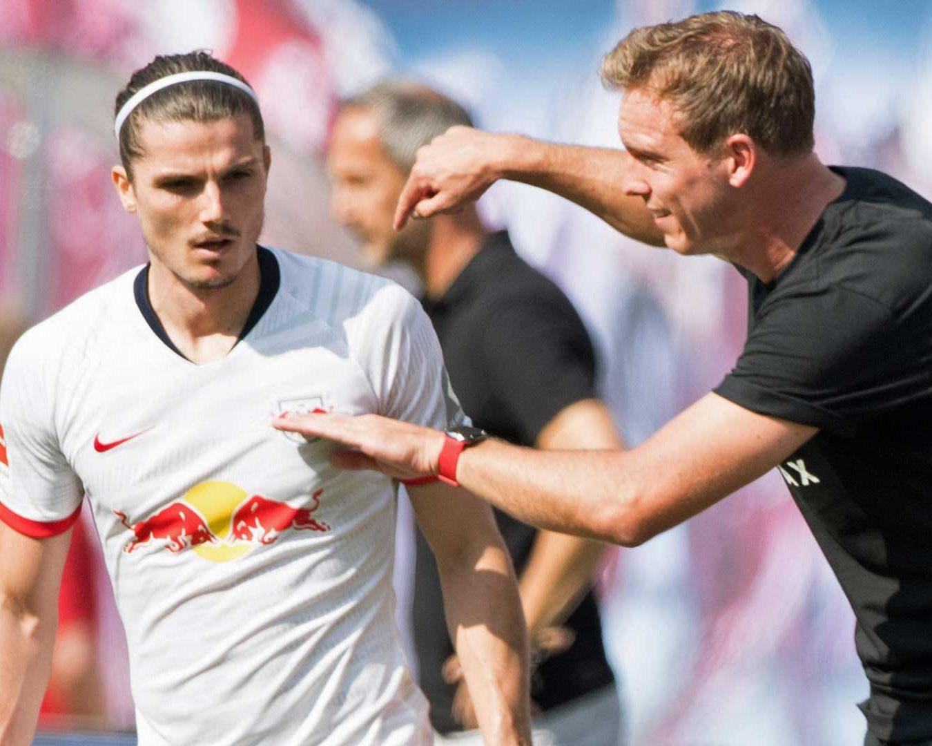 Bundesliga | Marcel Sabitzer on Julian Nagelsmann, RB Leipzig's ...