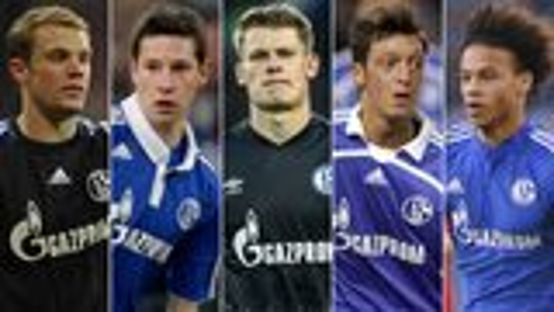 Neuer und Co.: Talentschmiede FC Schalke 04