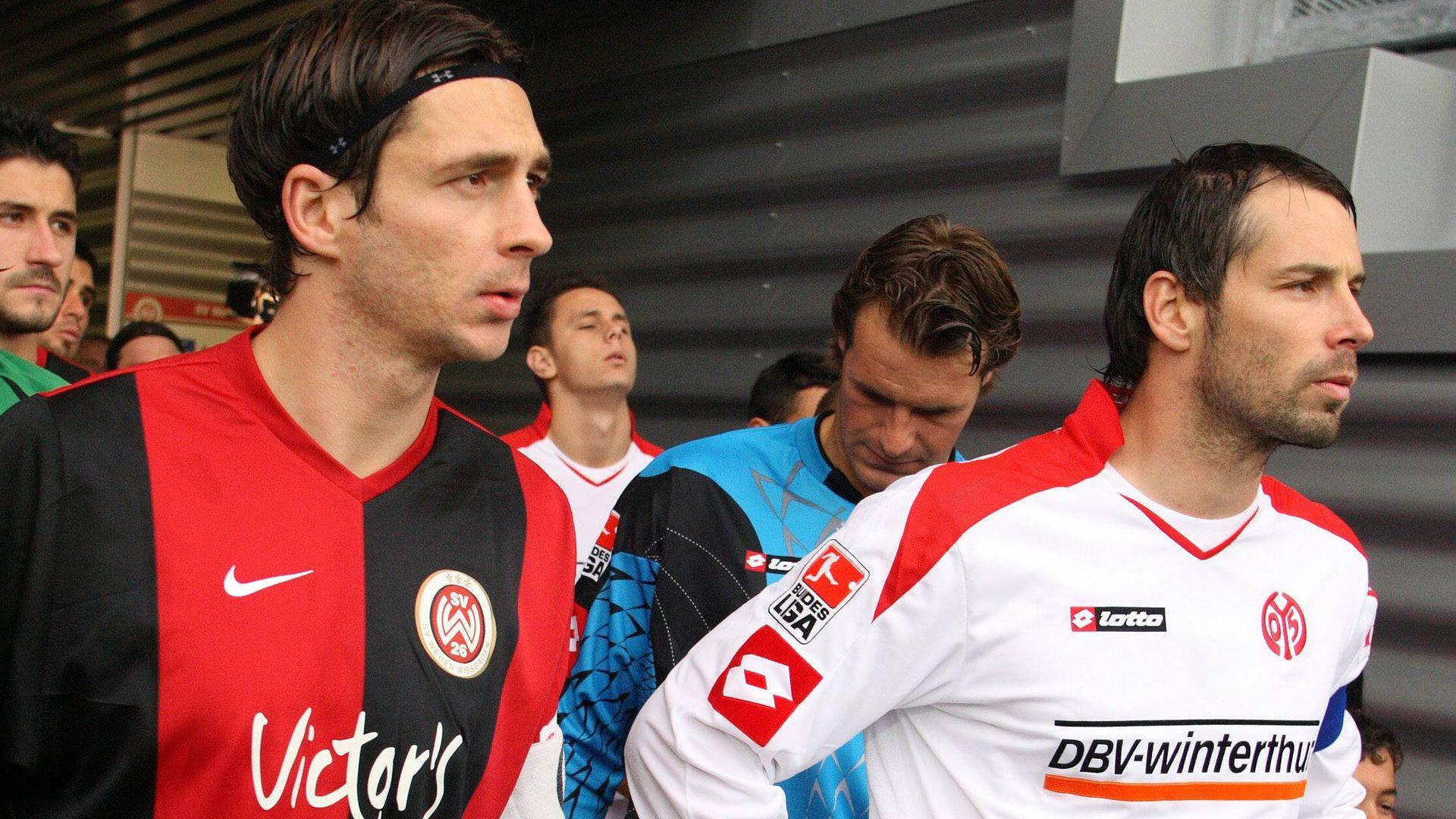 Freundschaftsduell: Sandro Schwarz gegen Marco Rose