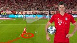 Watch: Lewandowski's quest for the perfect penalty