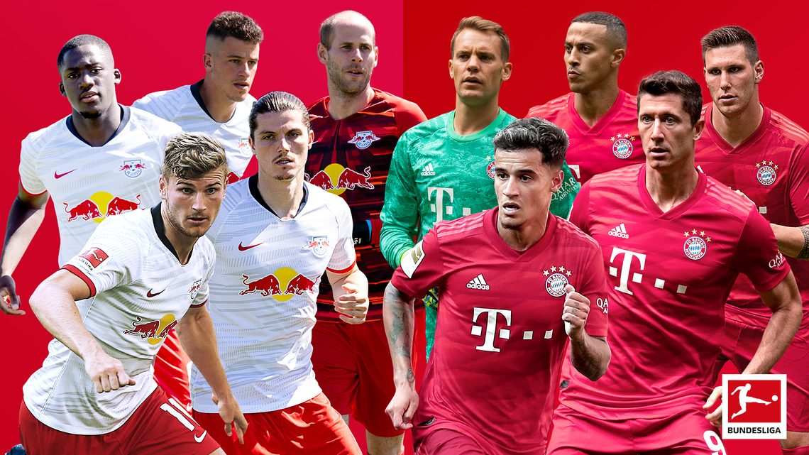 Bundesliga Rb Leipzig Vs Bayern Munich The Key Players That Could Decide The Bundesliga S Top Of The Table Clash