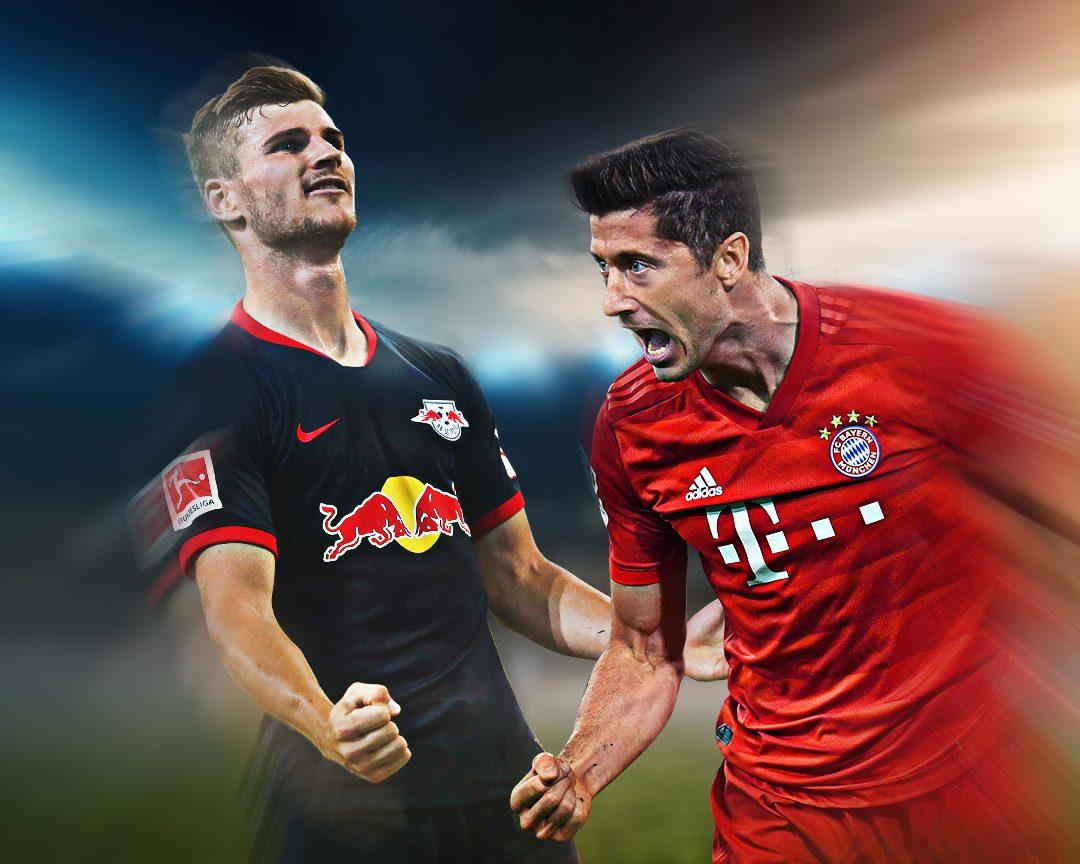 Werner vs. Lewandowski: the comparison