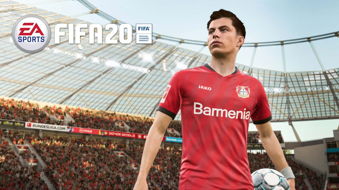 Bundesliga Ea Sports Fifa 20 Returns To The Streets With