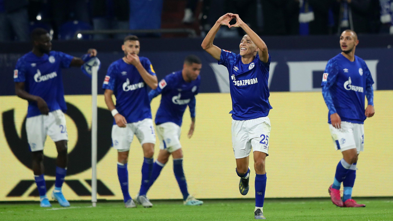 Amine Harit begeistert Schalke mit Geniestreich