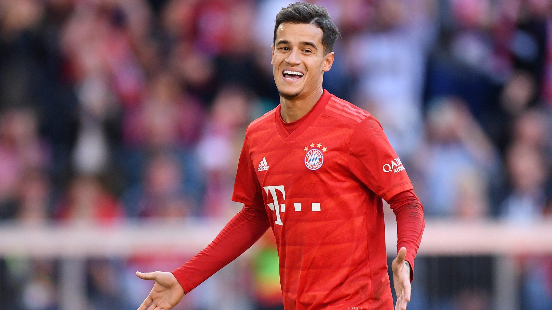 """Bundesliga   Philippe Coutinho: """"I would like to stay at Bayern Munich"""""""