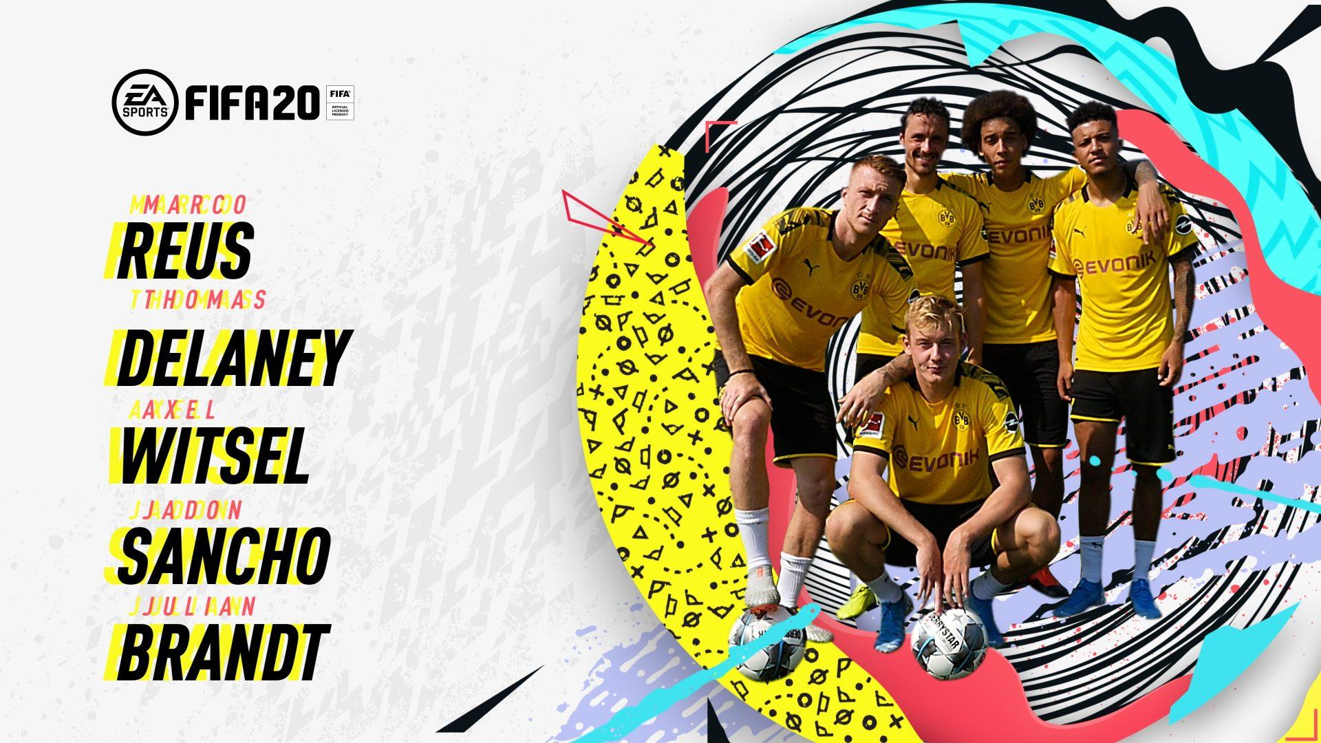 BVB-Stars Reus, Sancho und Co. beim Zielschießen