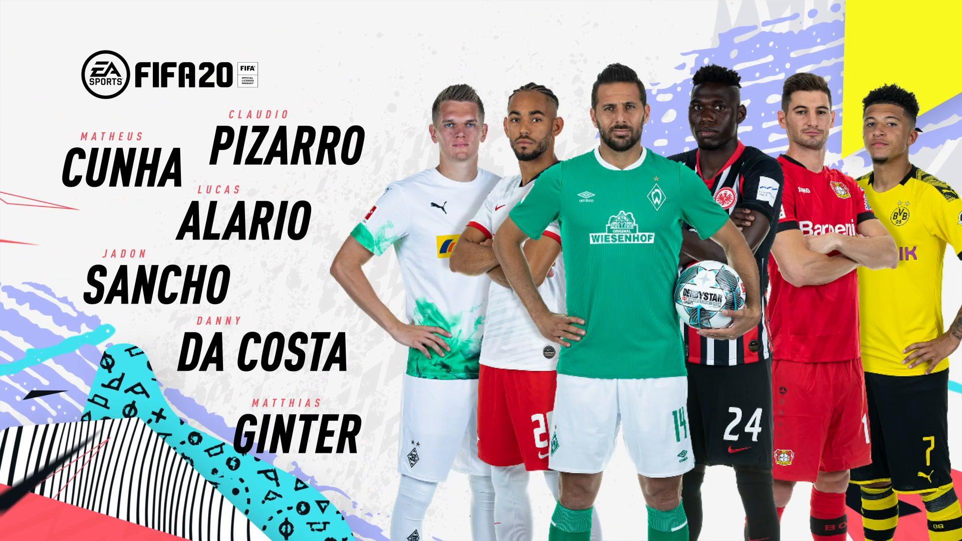 FIFA 20 von EA Sports: Einzigartige Skills