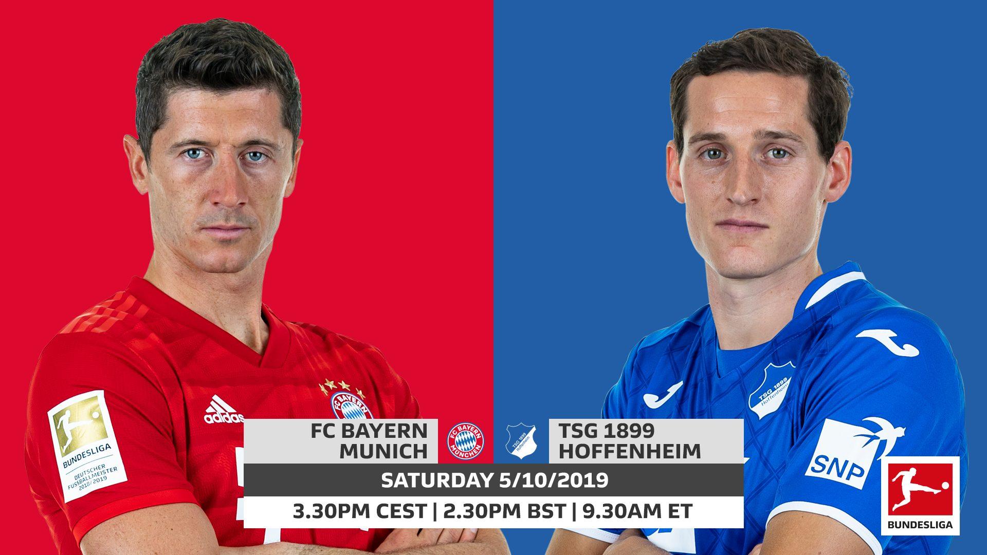 Abpfiff Bayern 1 2 Hoffenheim Wie Das War Tribuna Com