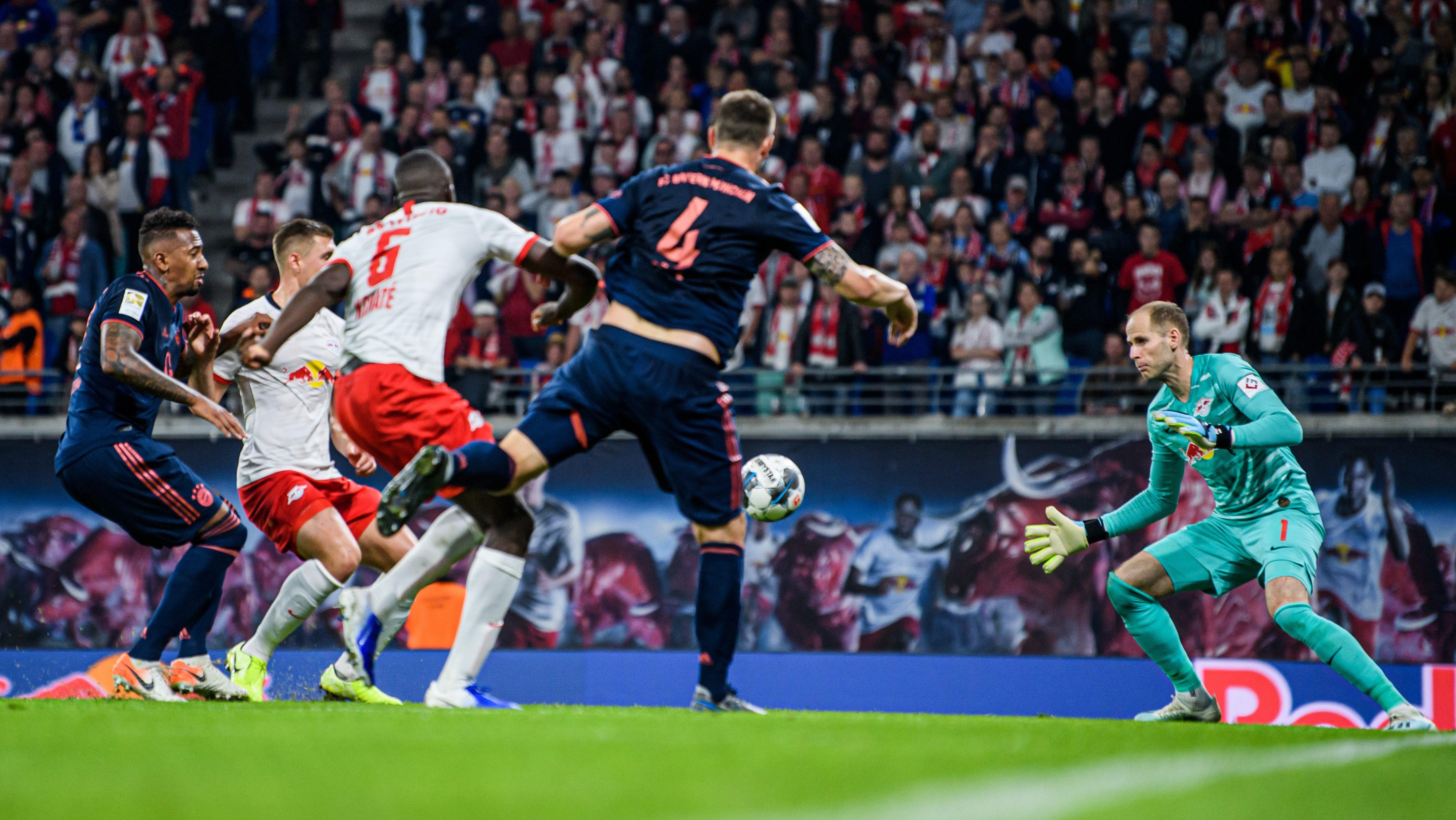 Alle Tore vom 4. Spieltag - die Video-Highlights