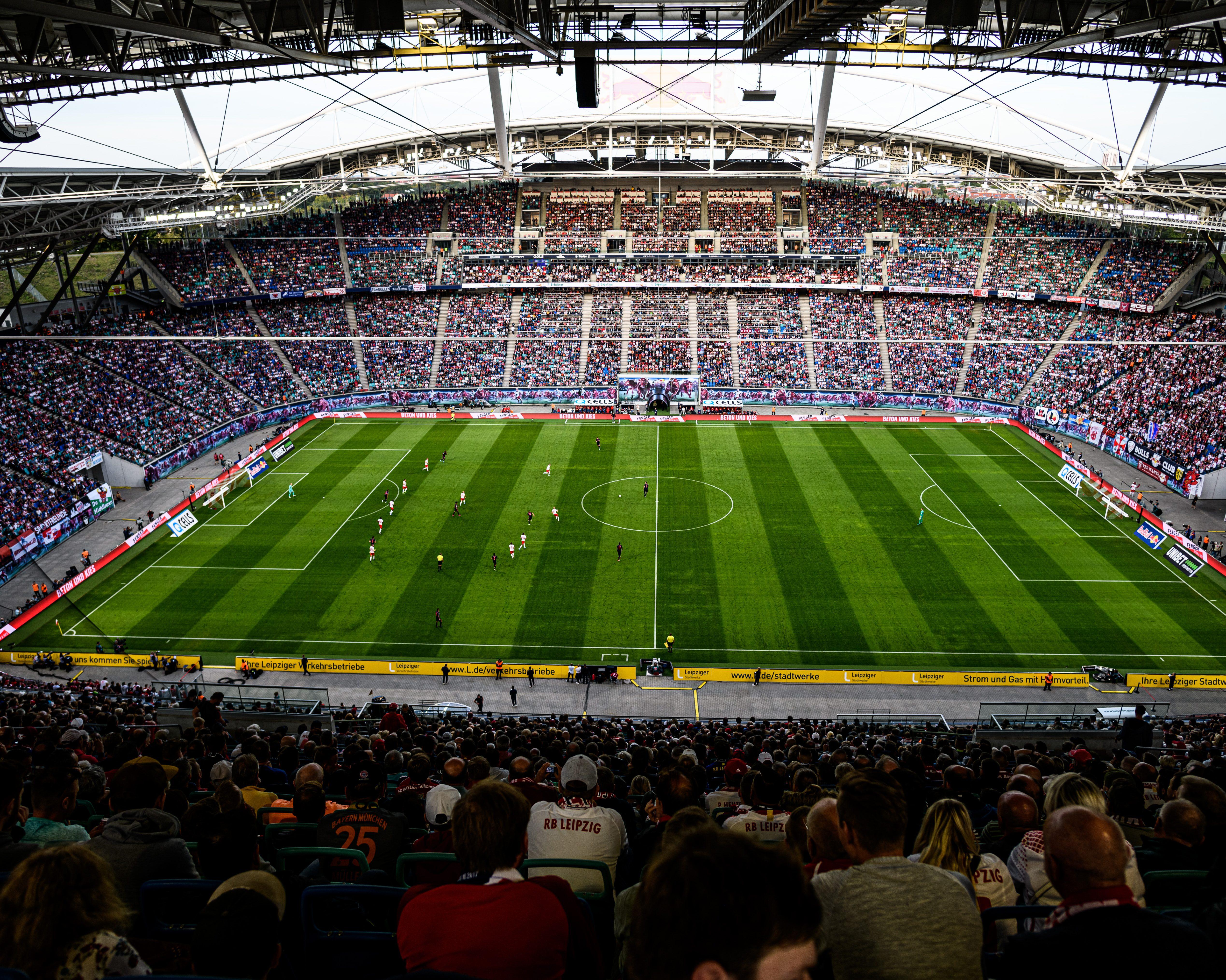 Bundesliga Red Bull Arena Rb Leipzig S New Stadium For A New Era