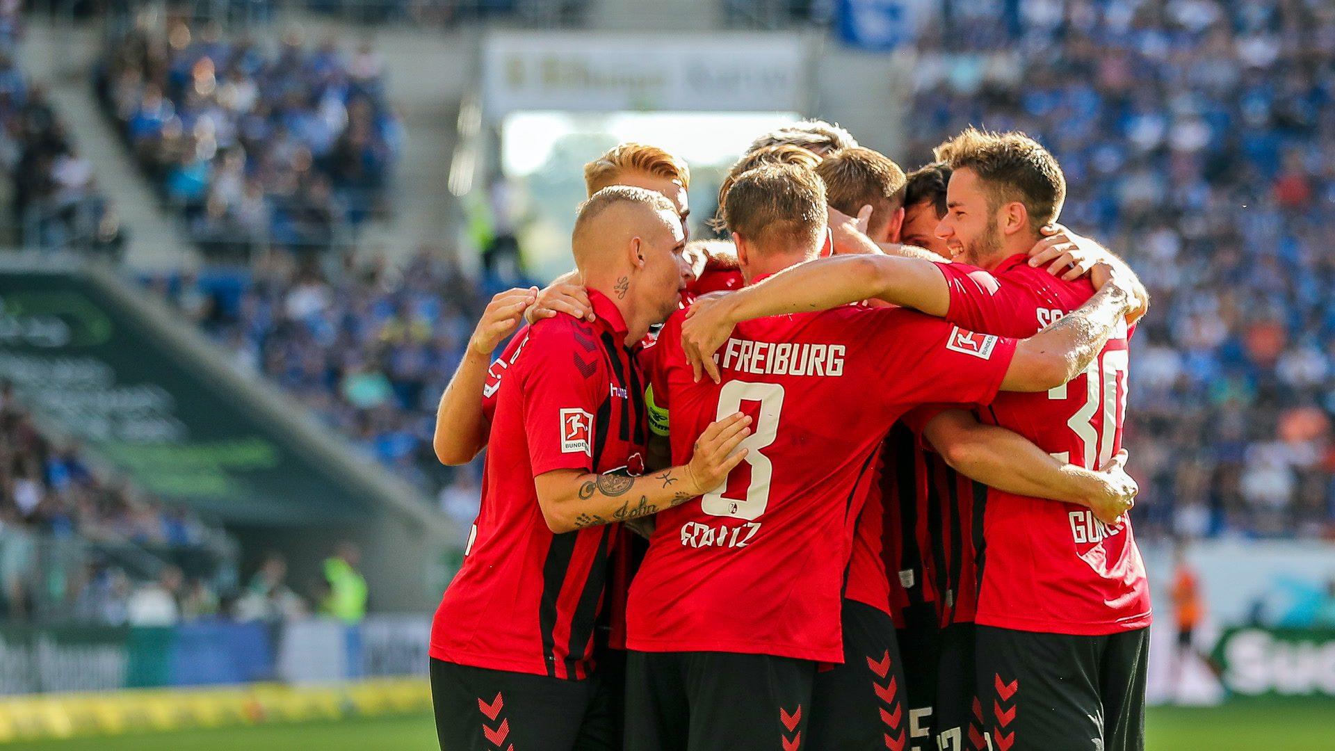 Freiburg go third with Hoffenheim win