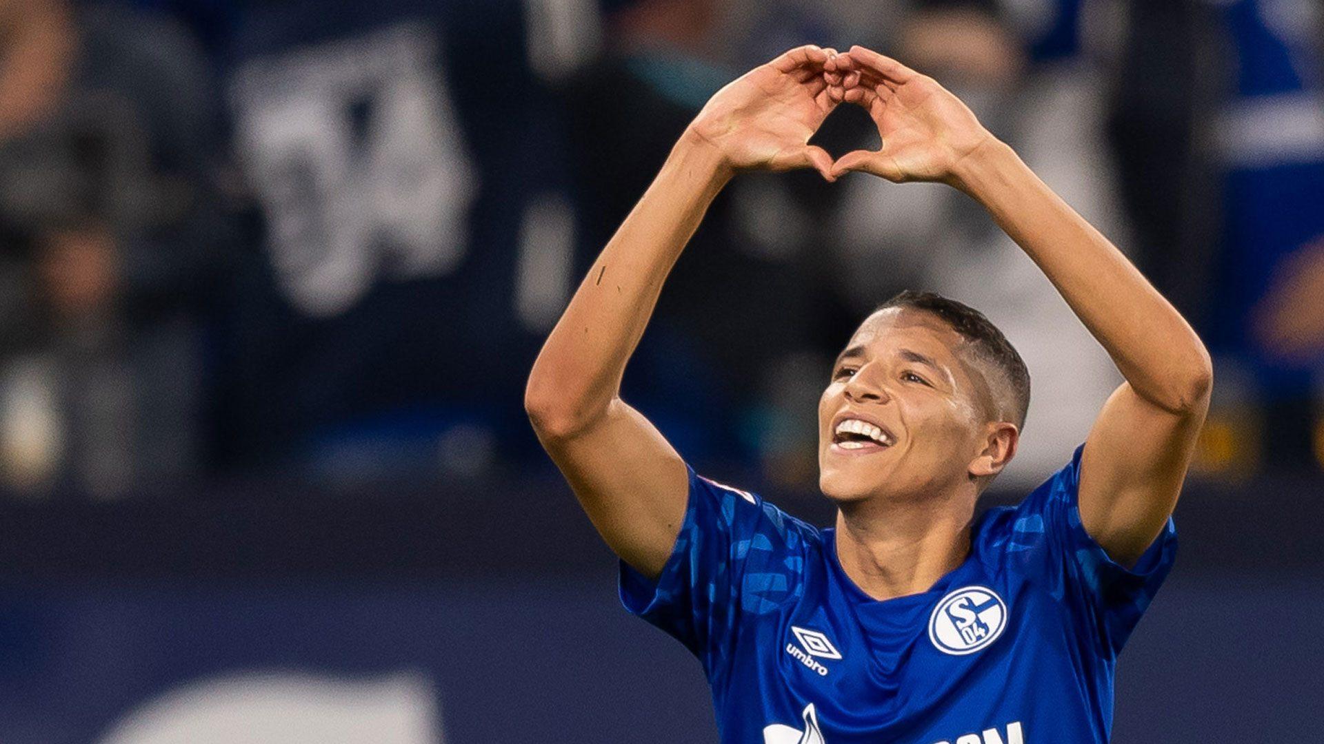 Harit sends Schalke into top four