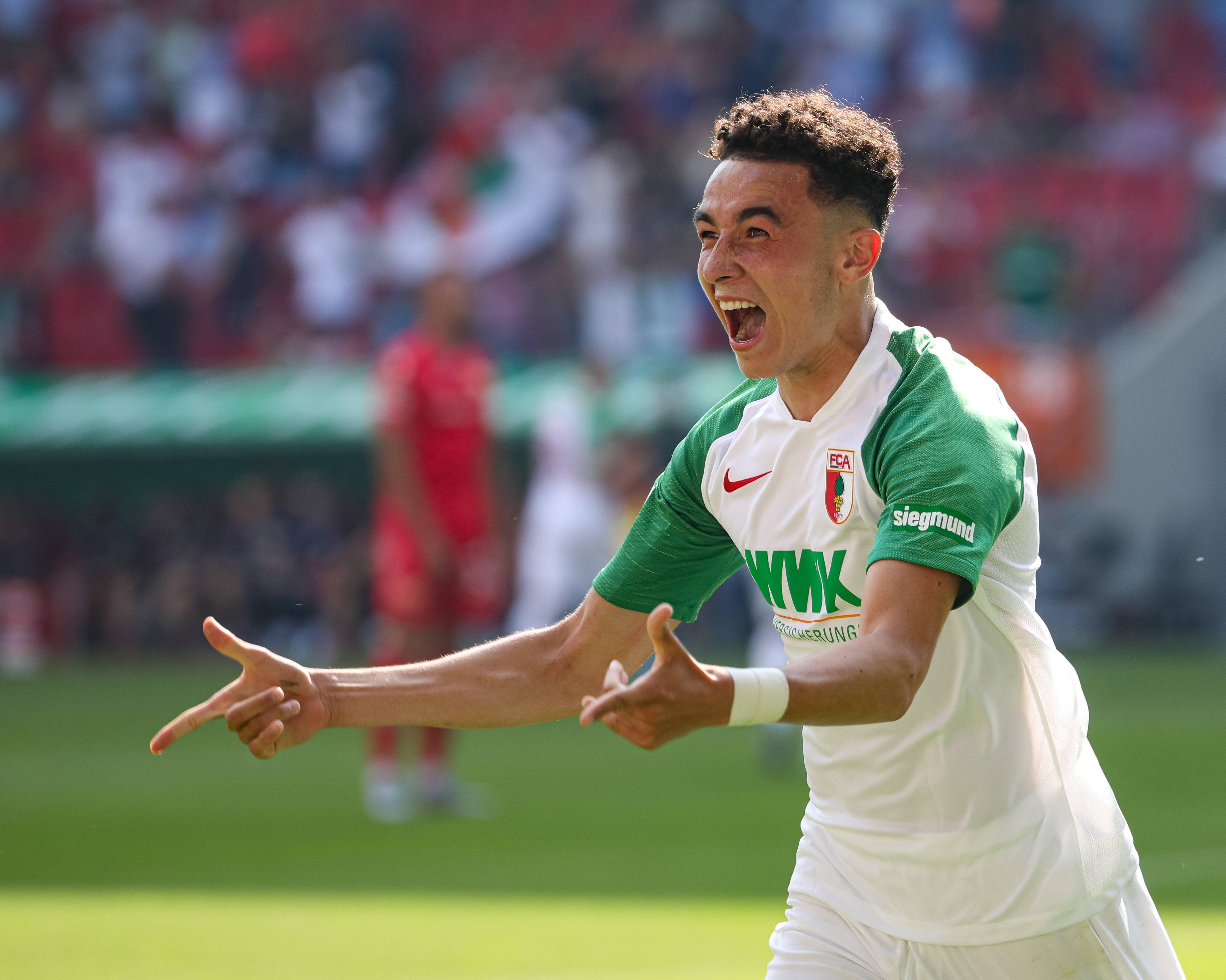 Bundesliga | Who is Ruben Vargas: Augsburg's NextGen Switzerland star?