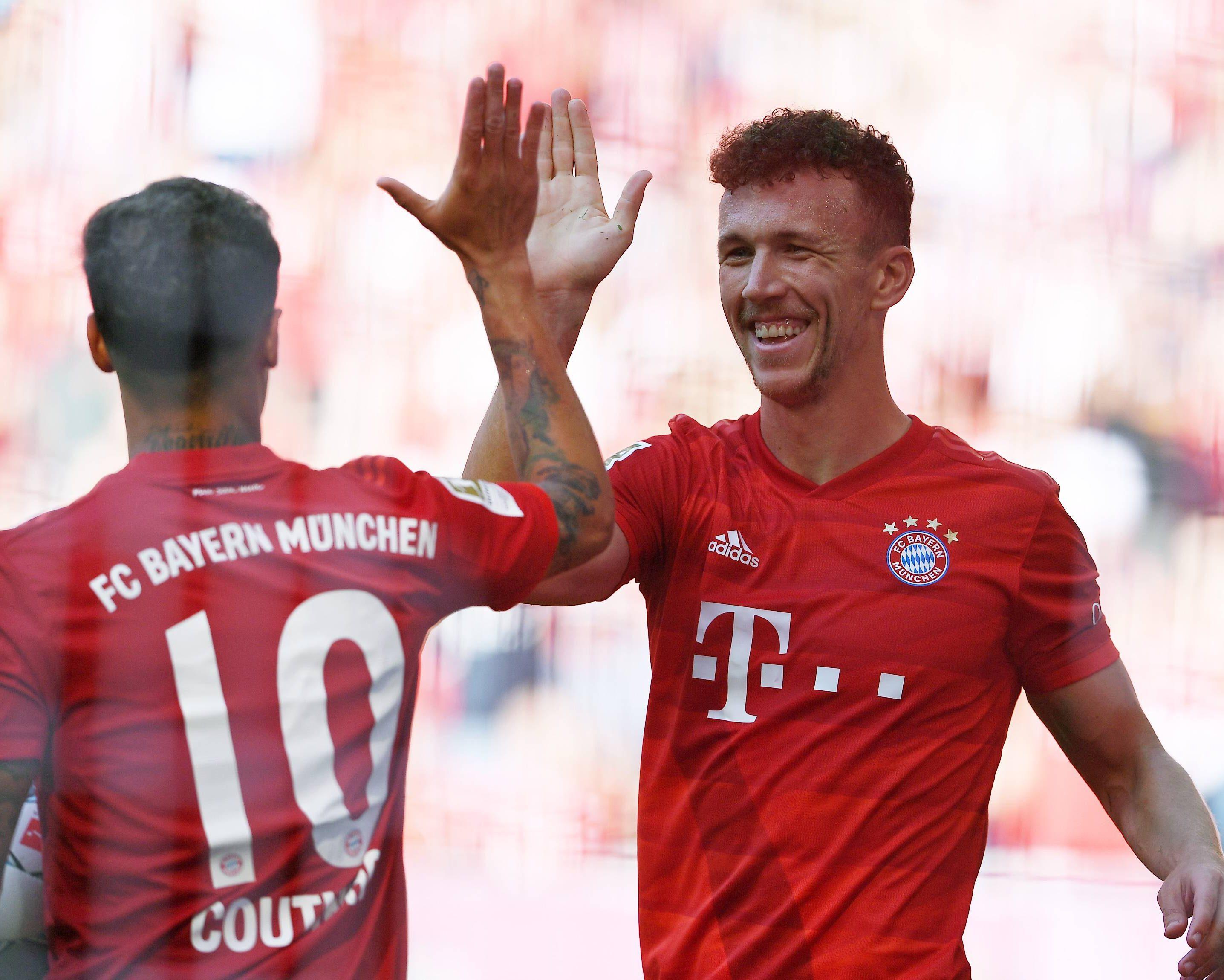 Bundesliga | Where will Ivan Perisic play for Bayern Munich?