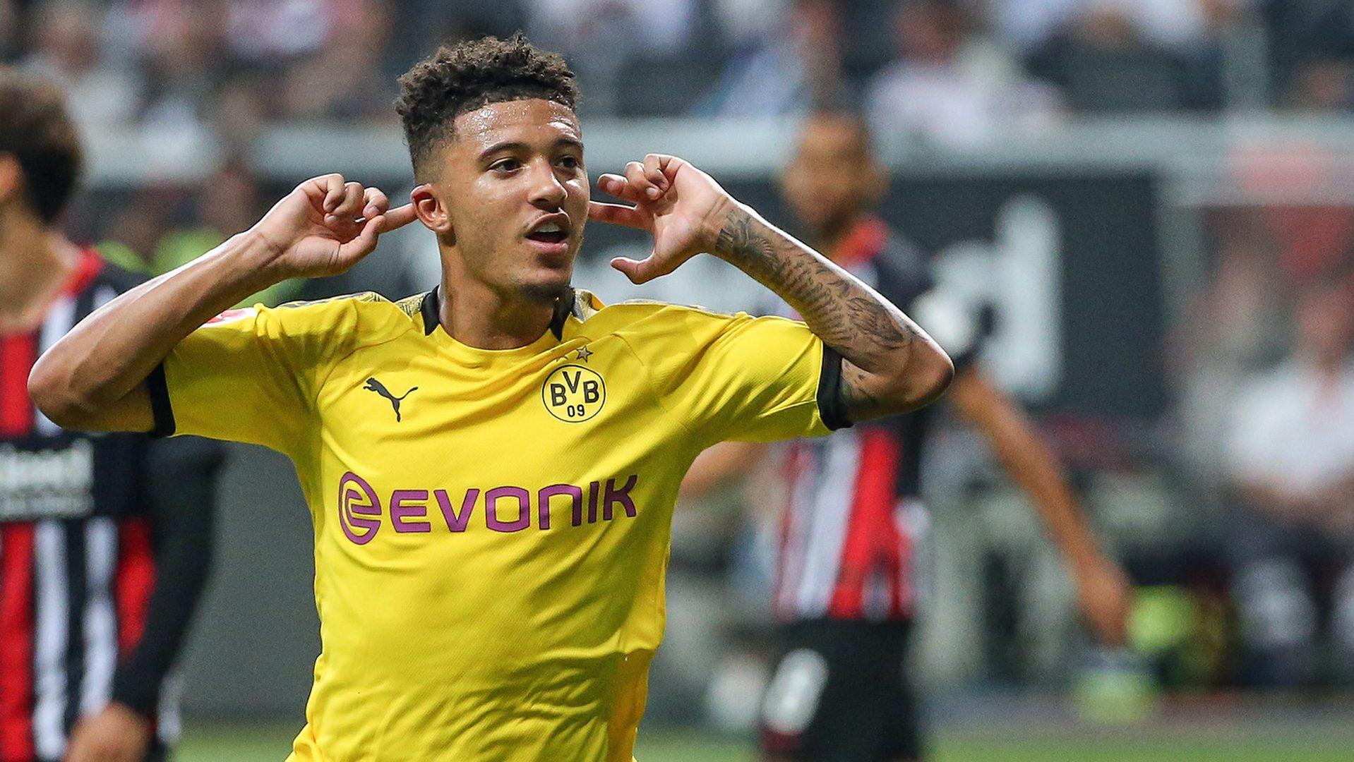 "Bundesliga   Jadon Sancho: ""I always check out my rating on FIFA"""