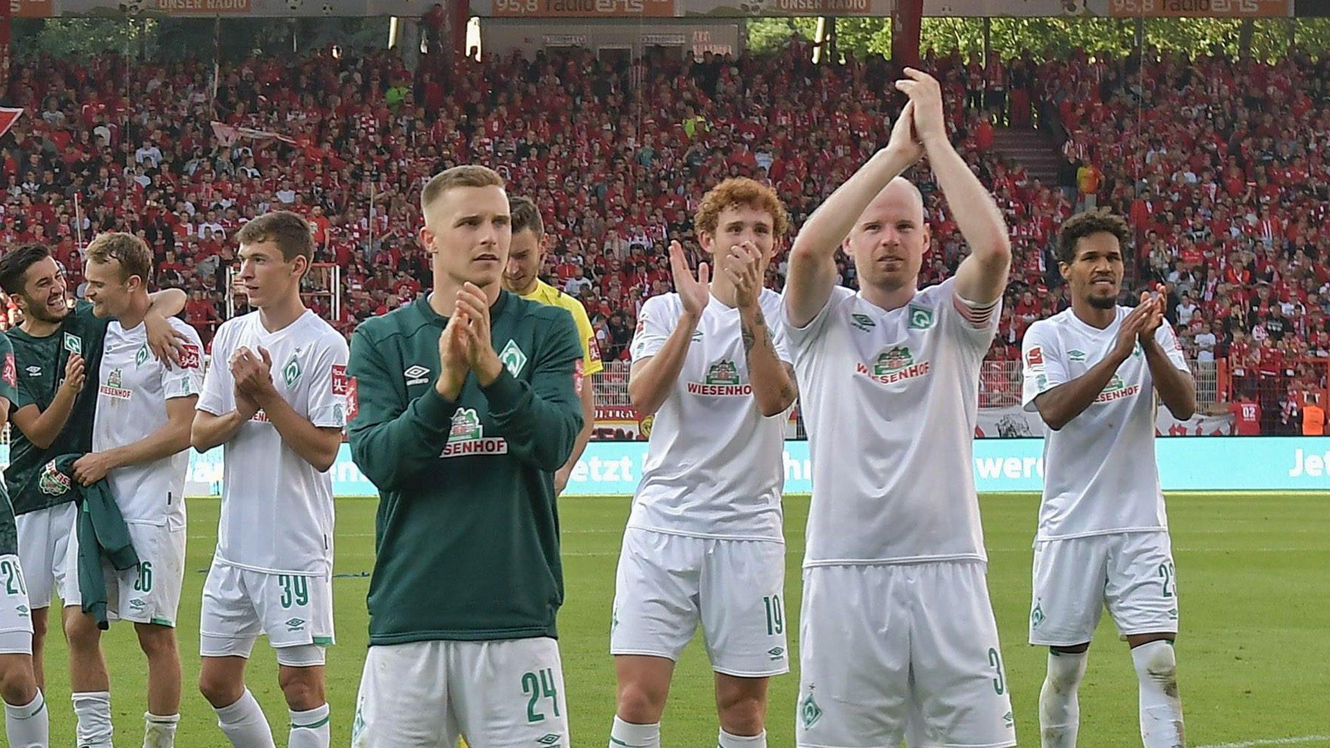 Bremen battle to victory in Berlin