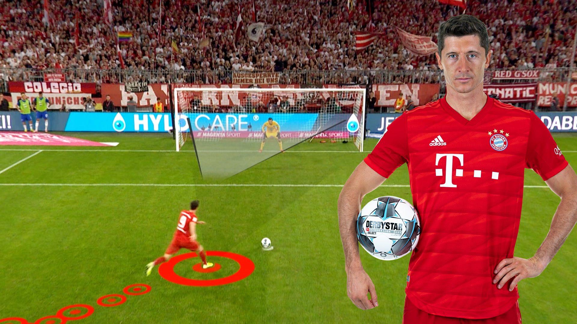 Analyse: Lewandowskis Rezept für perfekte Elfmeter