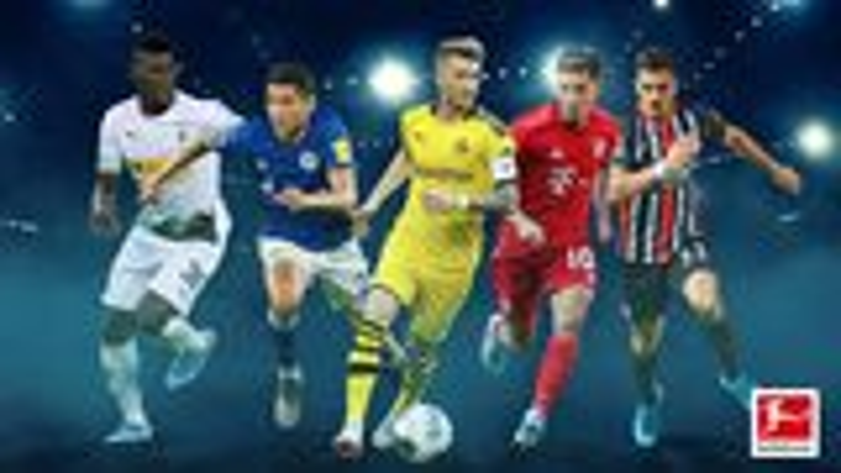 Bundesliga-Spieler auf Länderspielreise