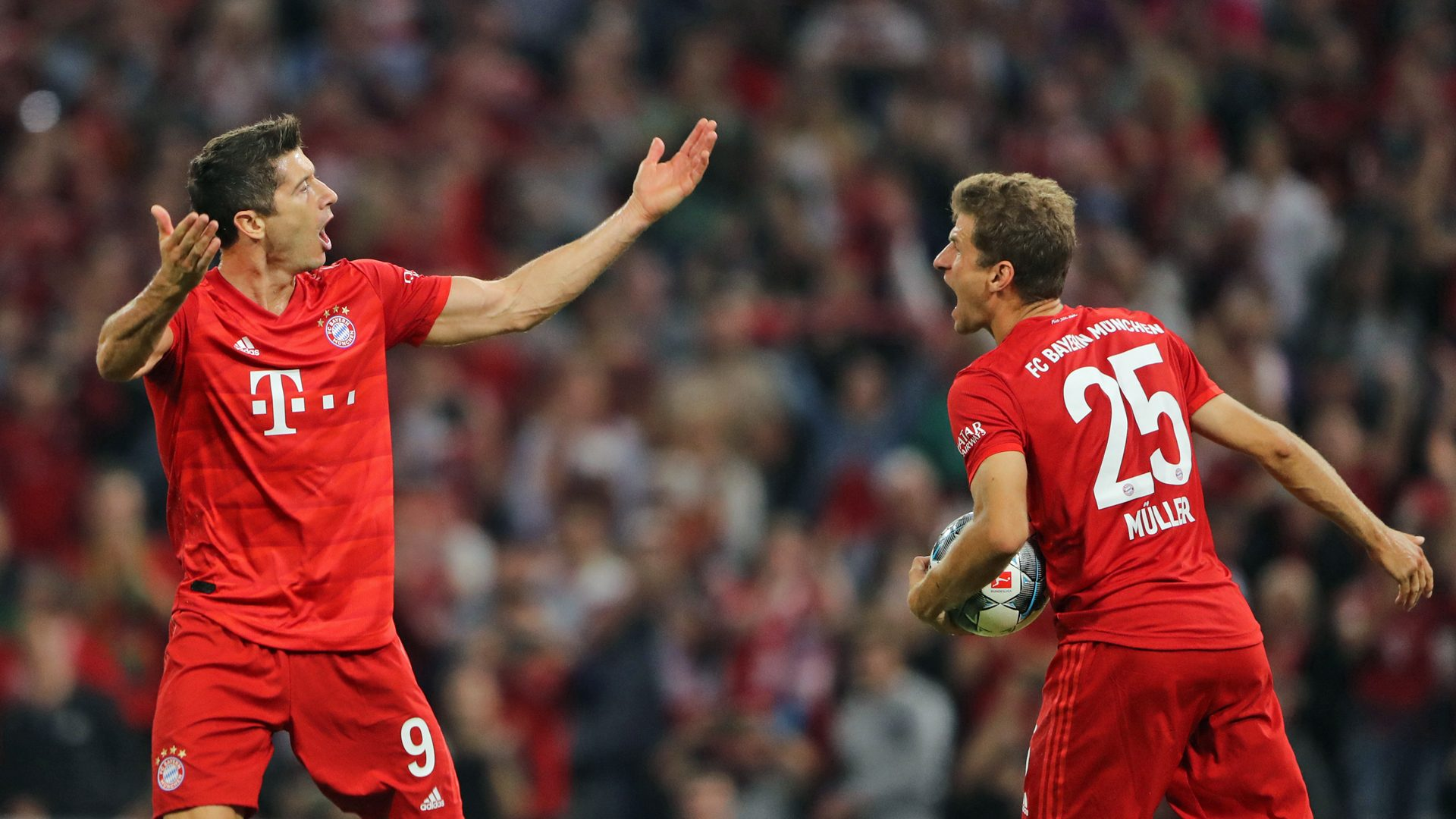 Bundesliga | Thomas Müller: assisting more goals for Robert Lewandowski than any other Bayern Munich player