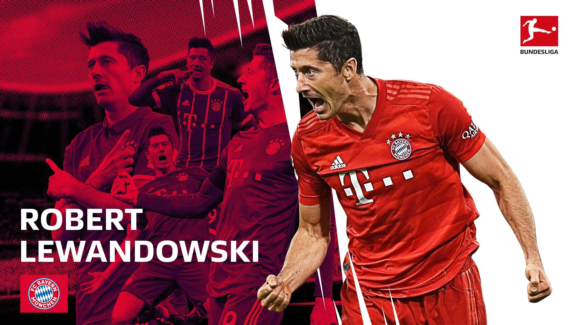 Robert Lewandowski: Seine Rekorde und Bestmarken
