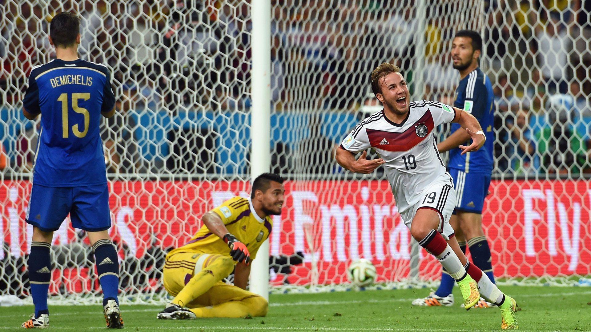 Bundesliga | Germany vs. Argentina: A World Cup Klassiker