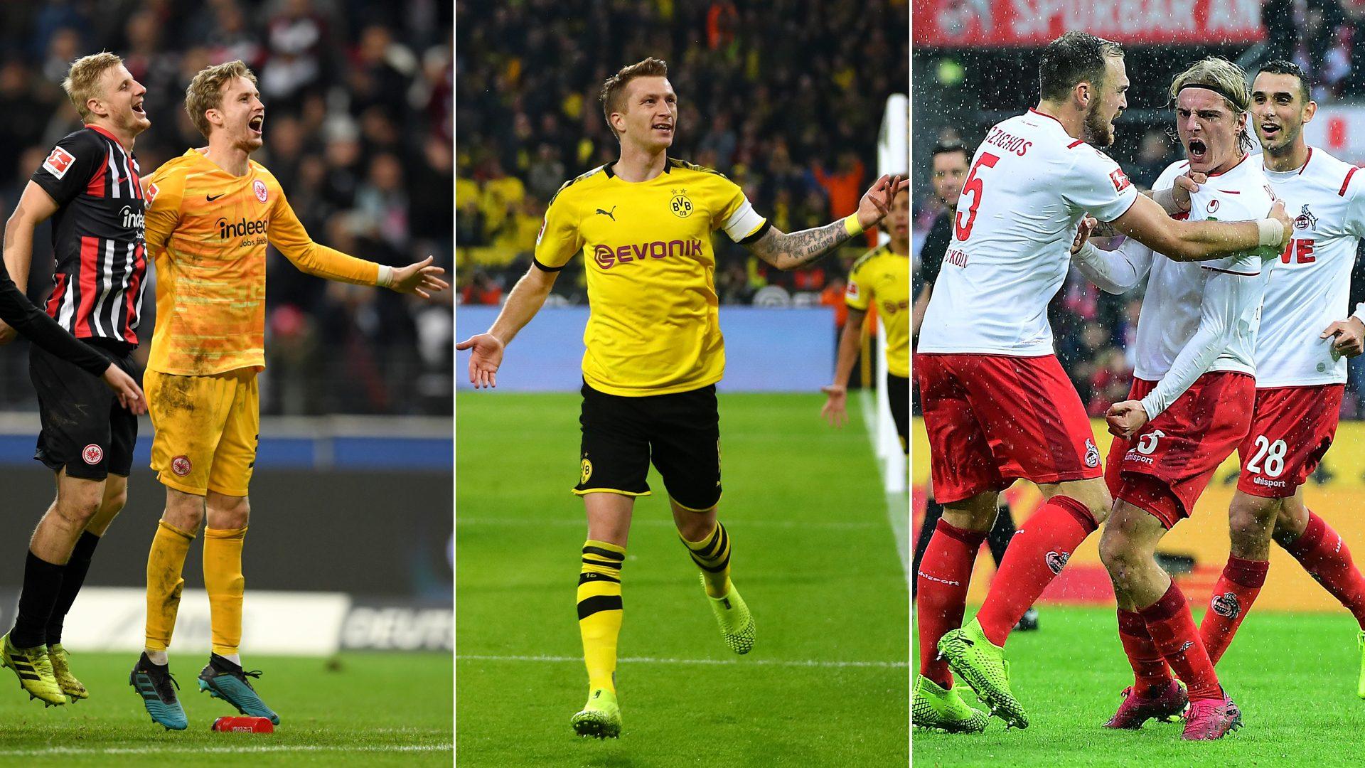 8. Spieltag Bundesliga