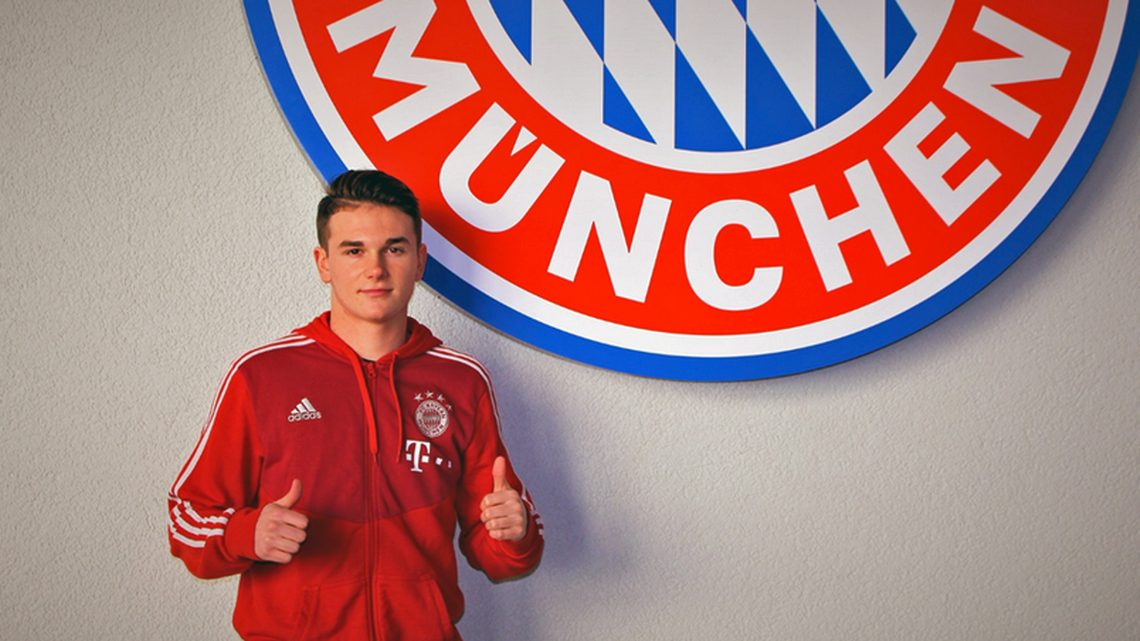 Bundesliga | Taylor Booth: 5 things on Bayern Munich's American ...