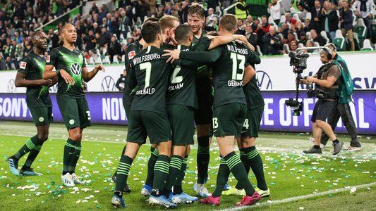 Der unschlagbare VfL Wolfsburg: Mit Granit und Weghorst