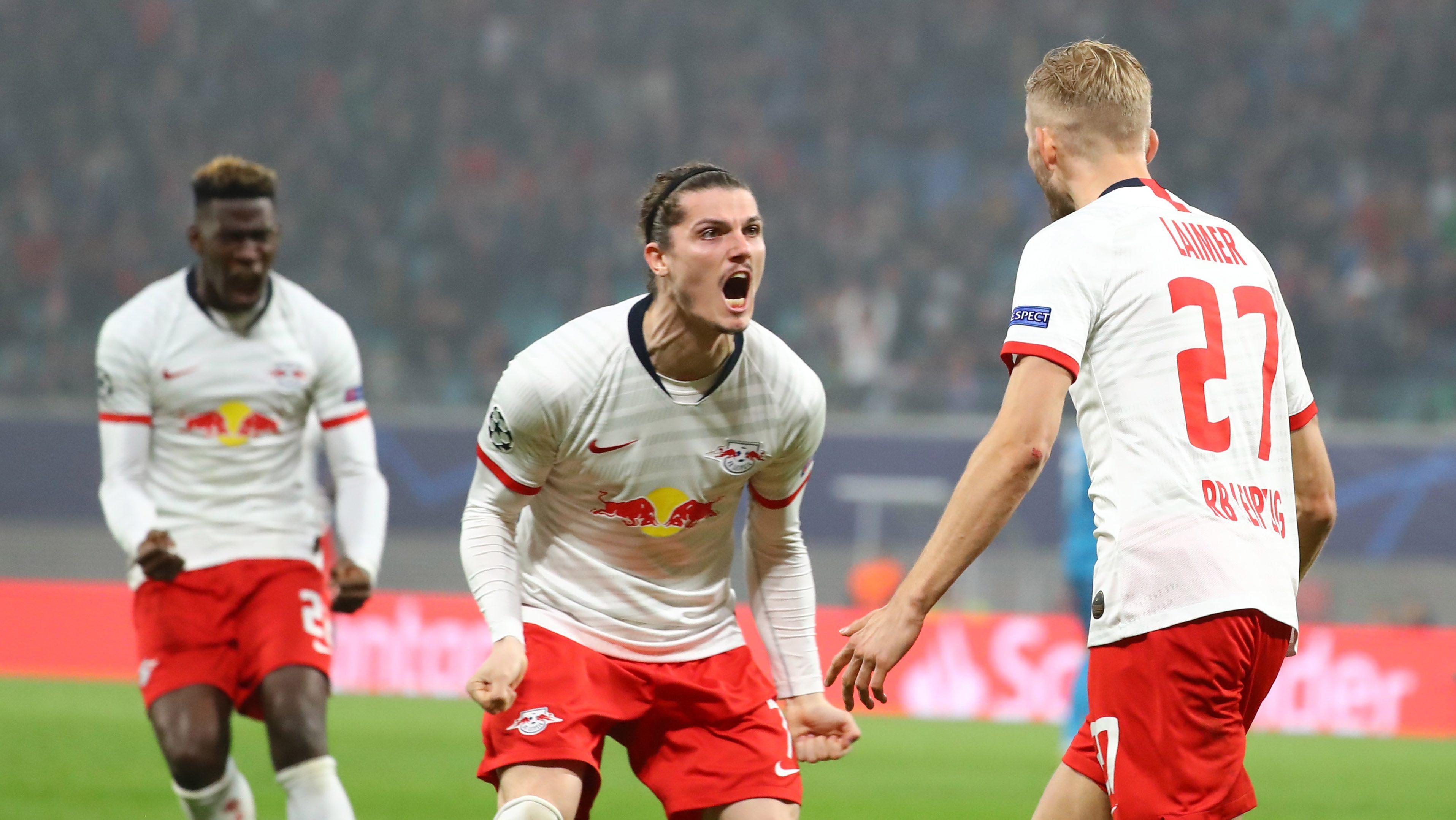 Bundesliga | Marcel Sabitzer scores wondergoal as RB Leipzig come ...