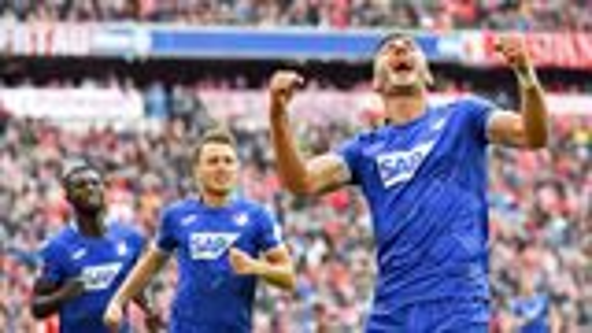 Sargis Adamyan double as Hoffenheim stun Bayern Munich