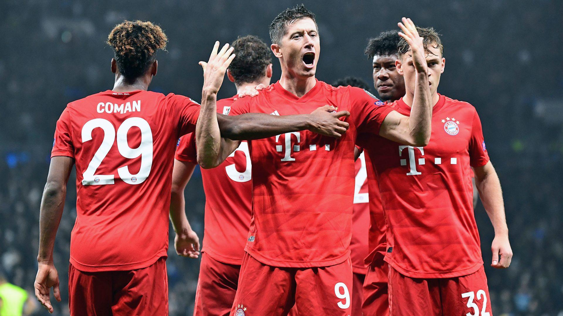 Bundesliga Five Reasons Bayern Munich Can Win The 2019 20 Uefa Champions League