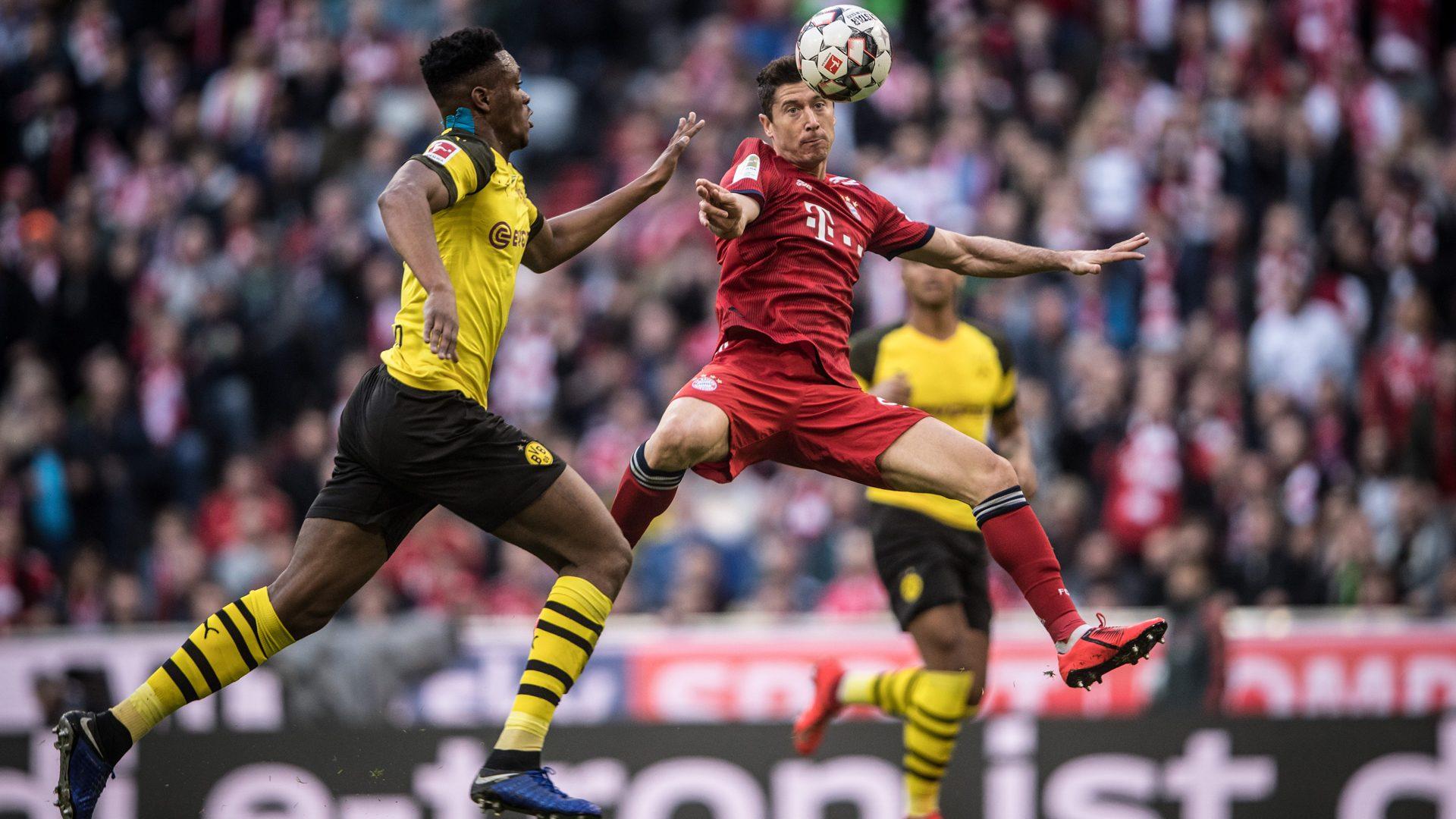 Dortmund gegen Bayern: 25 Jahre Titelkampf