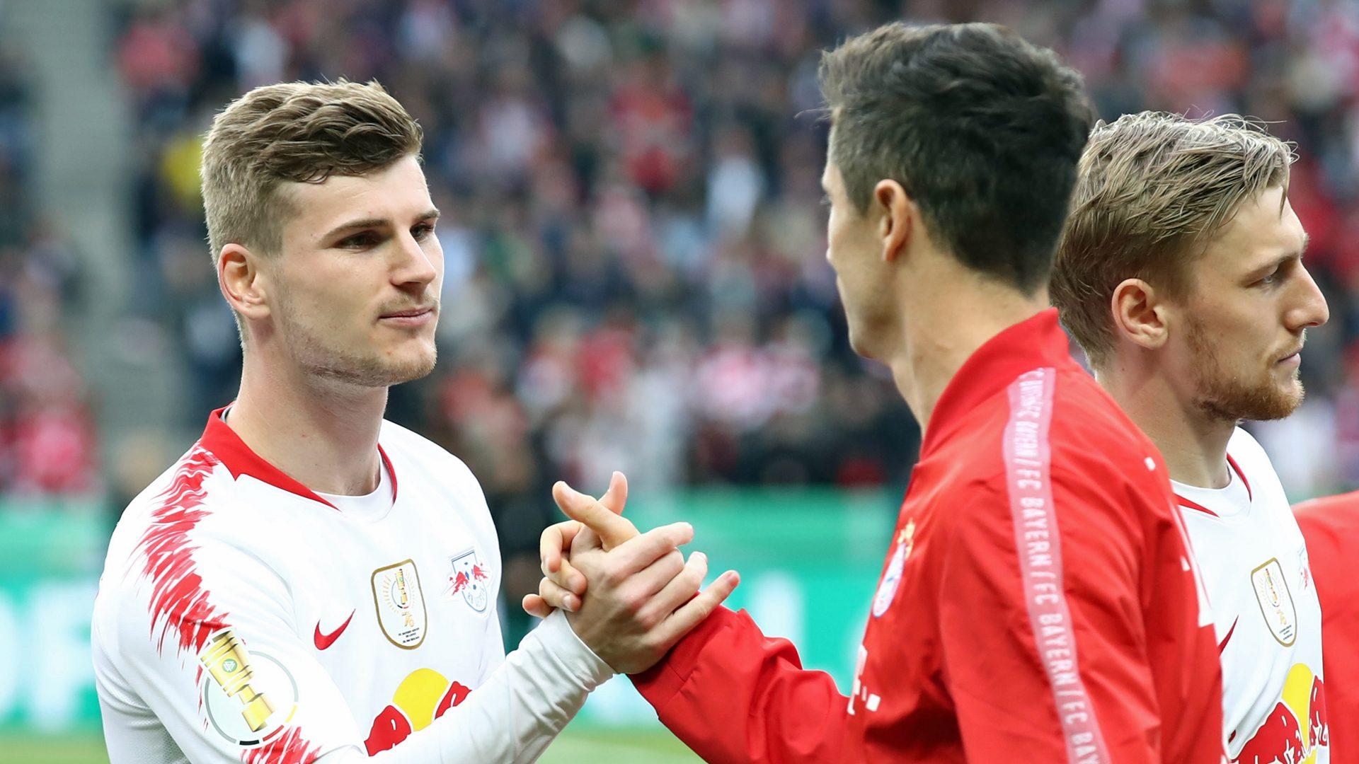 "Bundesliga | ""Robert Lewandowski is in the same category as ..."