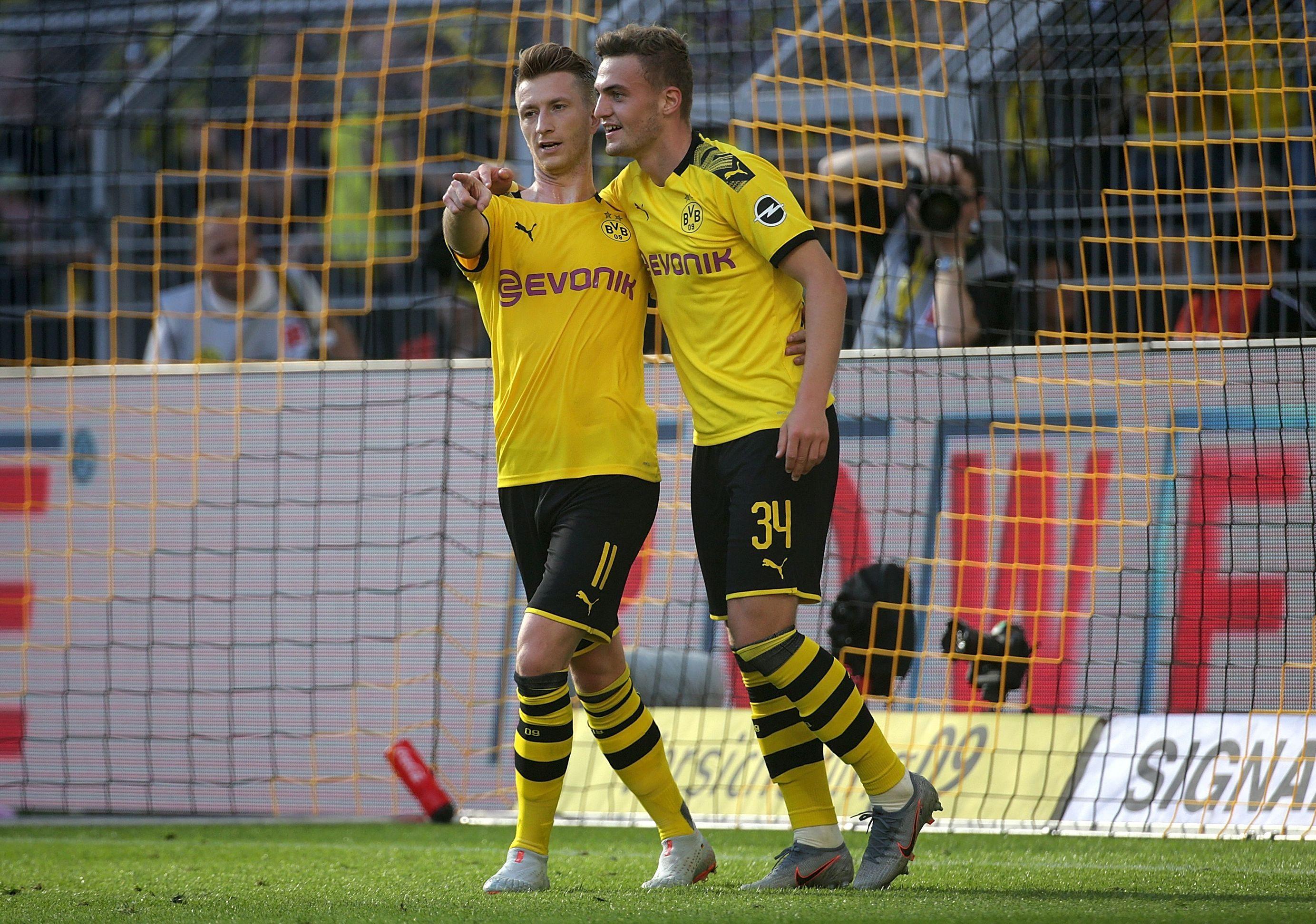 Bundesliga | Jacob Bruun Larsen: Who is Borussia Dortmund's Danish ...