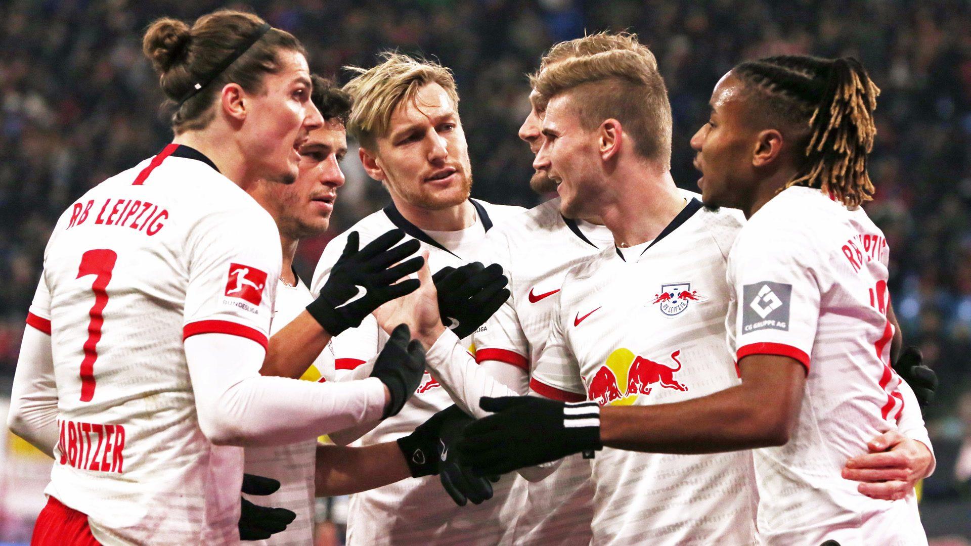 Bundesliga | Timo Werner celebrates 200th Bundesliga outing in ...