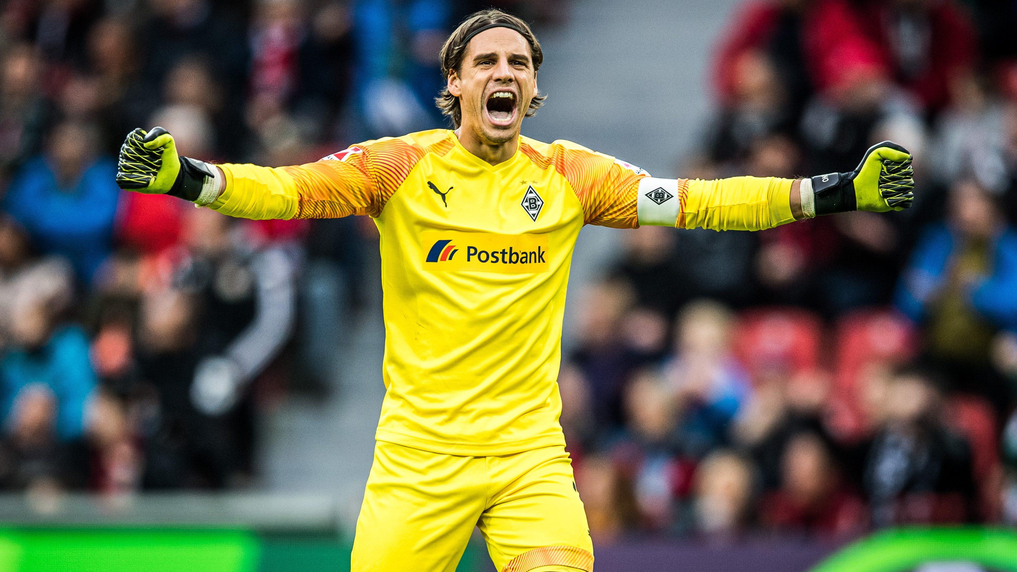 Bundesliga Borussia Monchengladbach Yann Sommer Verlangert
