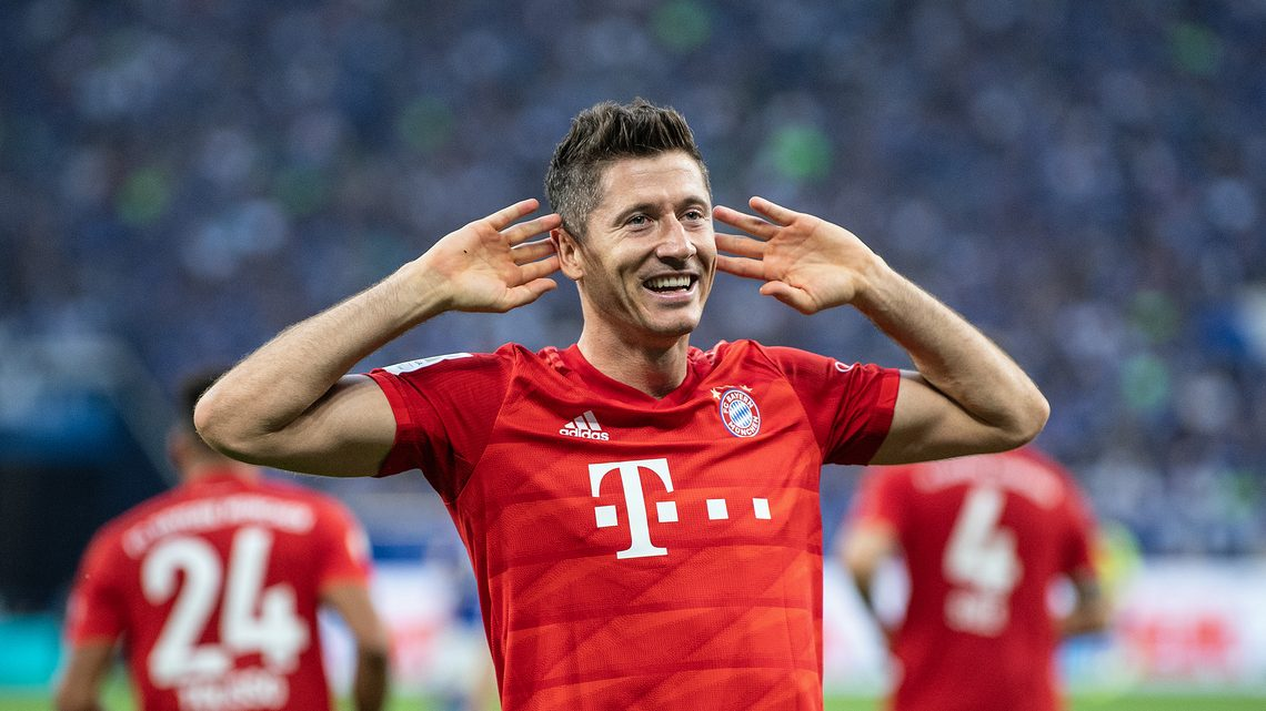 Is Robert Lewandowski Bayern Munich's best ever striker?