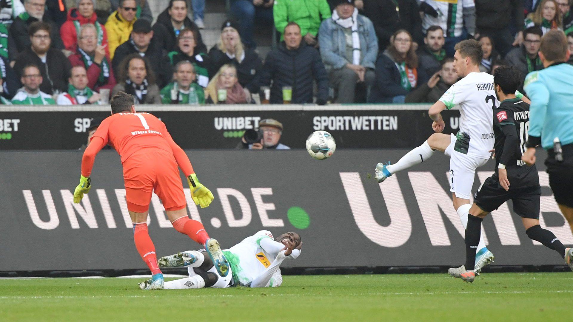 Mönchengladbach mit souveränem Heimsieg gegen Bremen