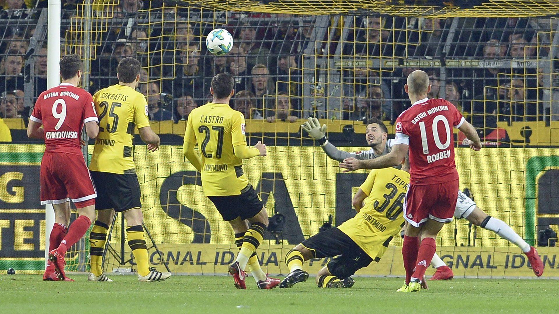 Die zehn besten Klassiker-Tore des FC Bayern München