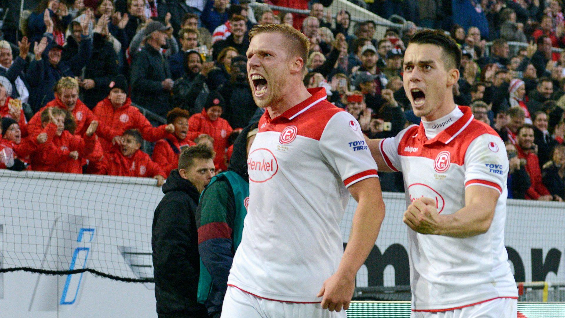 Bundesliga Rhine Derby Delight For Fortuna Dusseldorf As