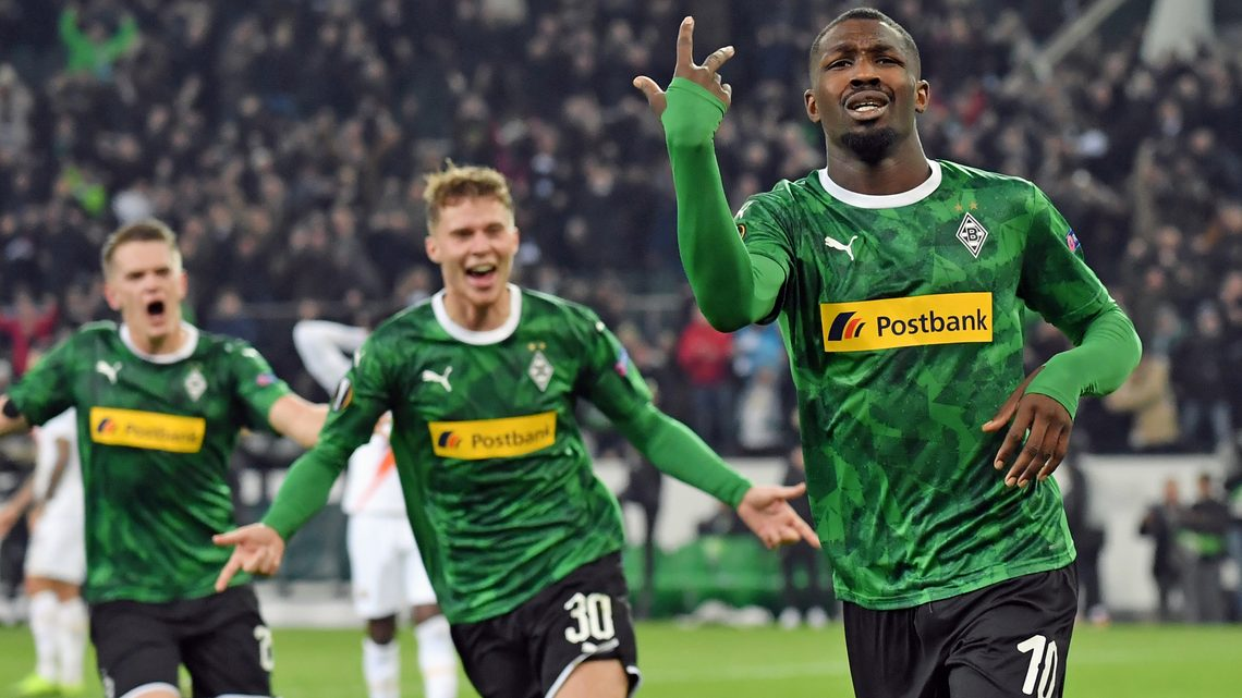 Bundesliga | Marcus Thuram the hero as Borussia Mönchengladbach ...