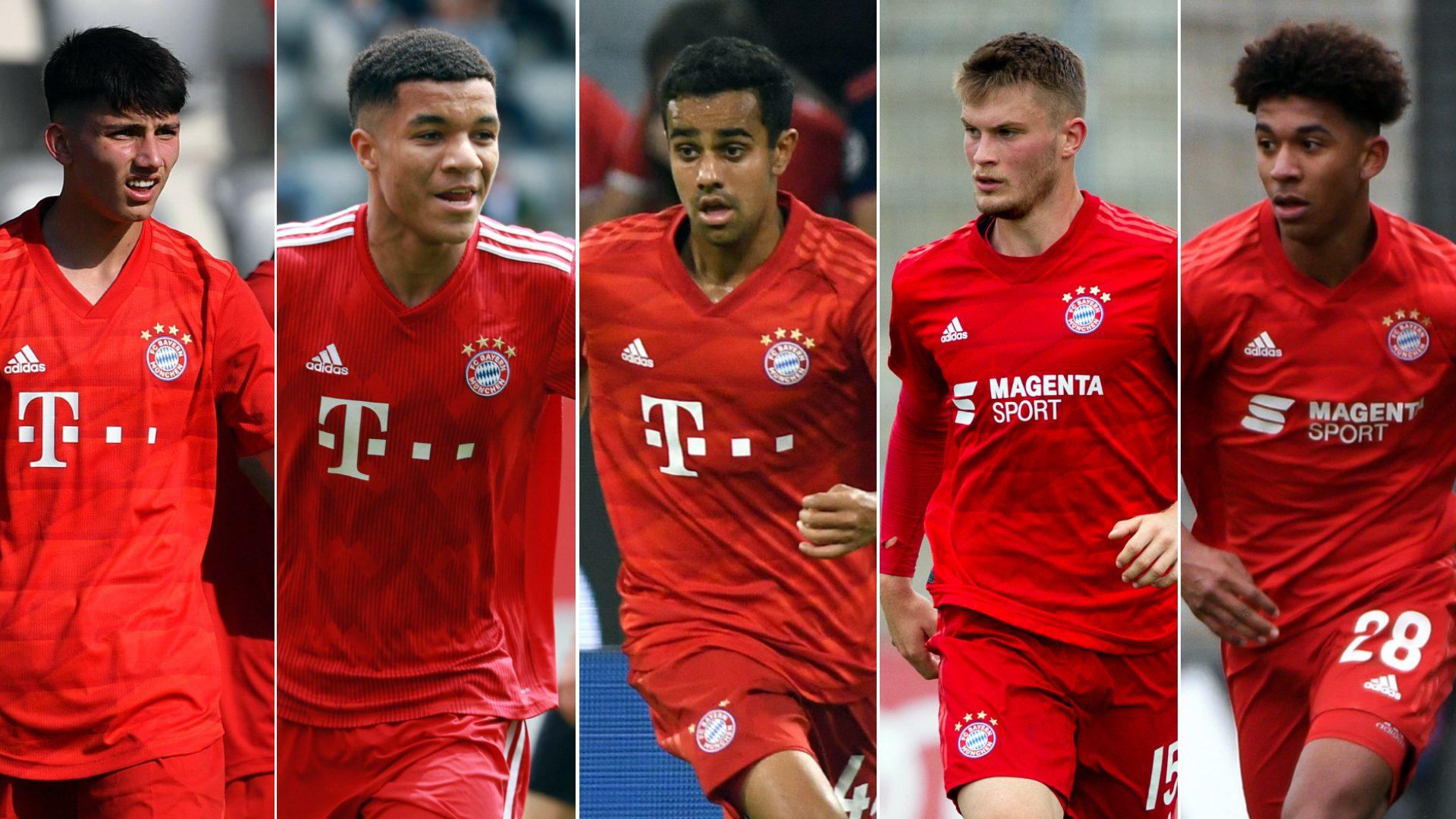 Bundesliga 5 Bayern Munich Academy Players To Watch