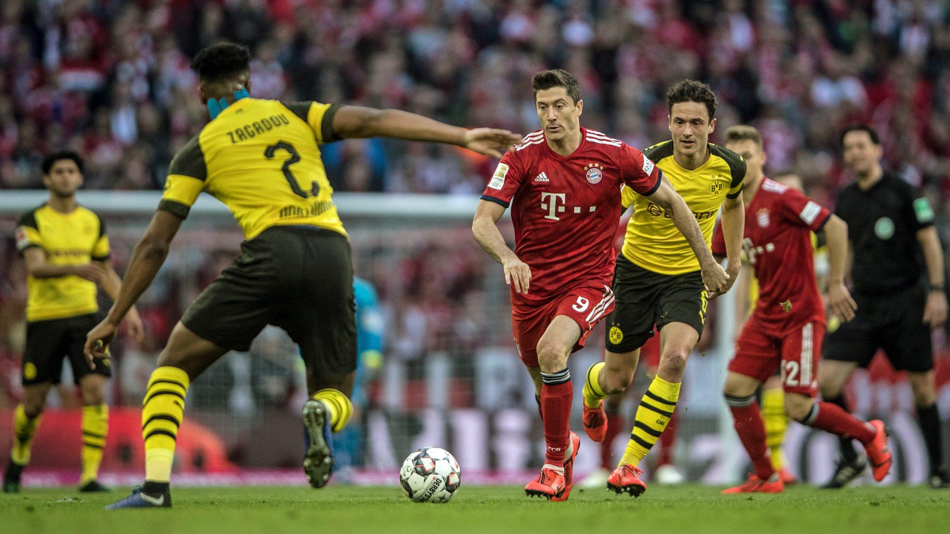 Bundesliga Bayern Munich Vs Borussia Dortmund How Do They Compare
