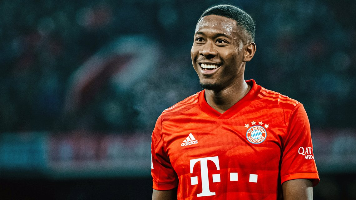 david alaba, Football Express