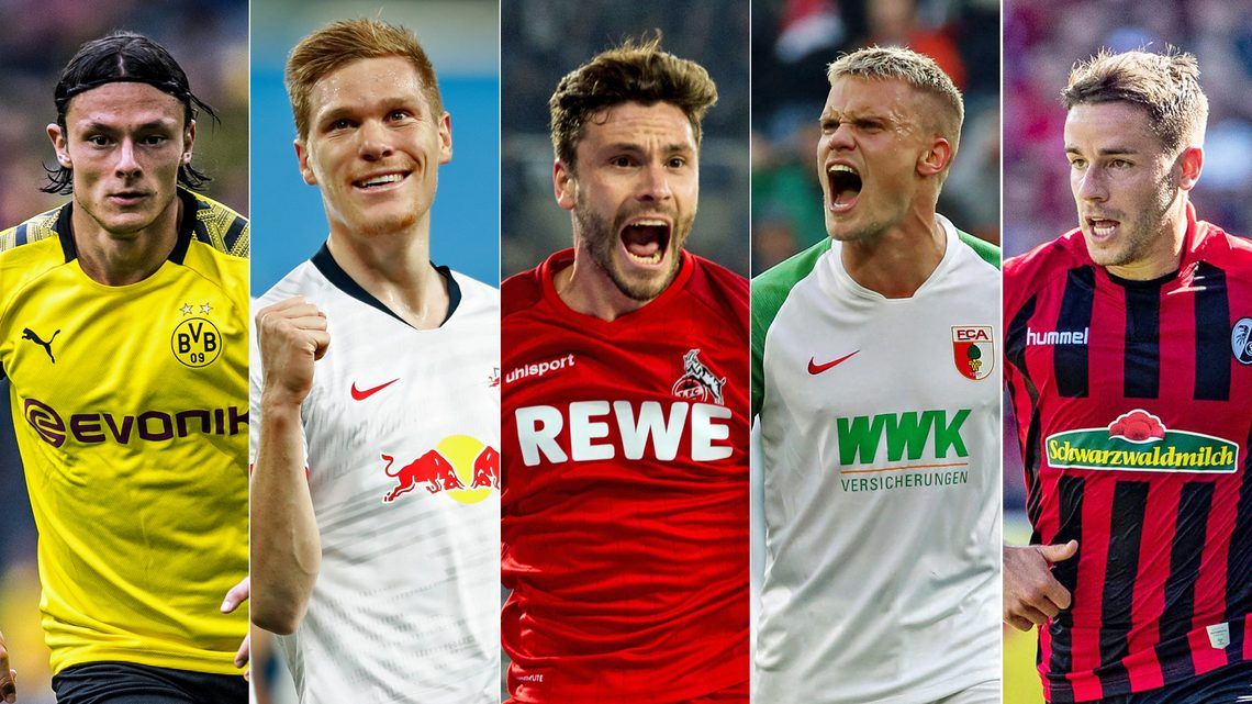 Who is Germany's best left-back? Schulz, Halstenberg, Hector, Max or Günter?