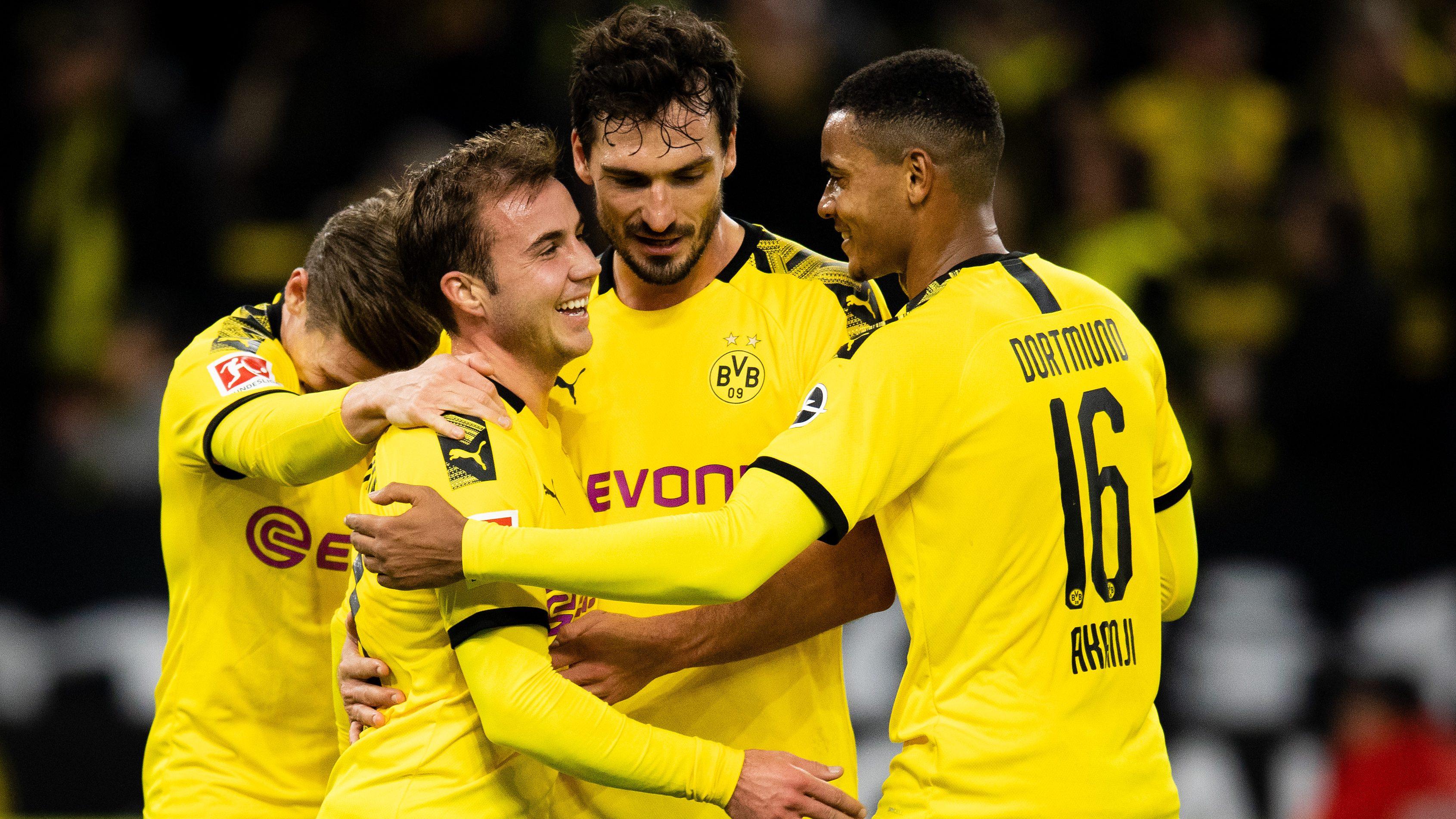 Dortmund Gegen Wolfsburg