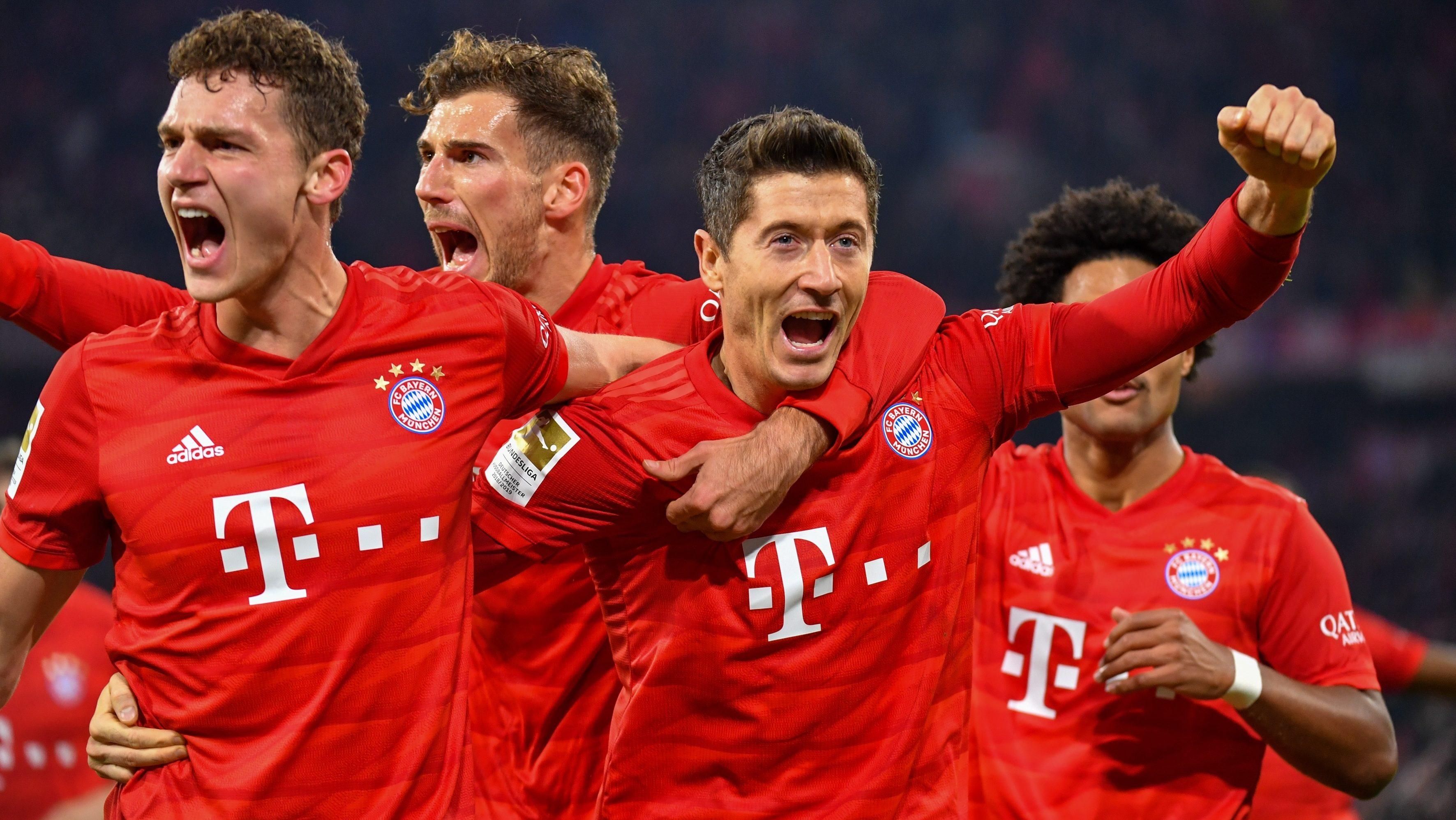 Bayern too good for Dortmund in Der Klassiker