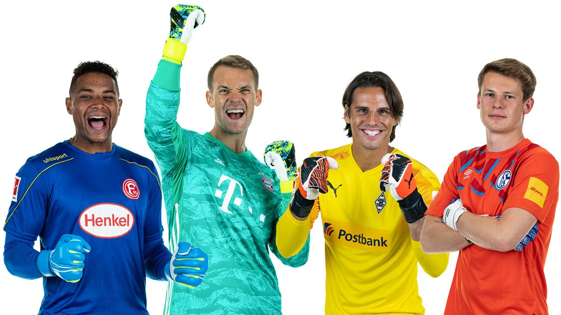 Bundesliga Who Is The Best Goalkeeper In Germany Manuel Neuer Zack Steffen Yann Sommer Or Alexander Nubel