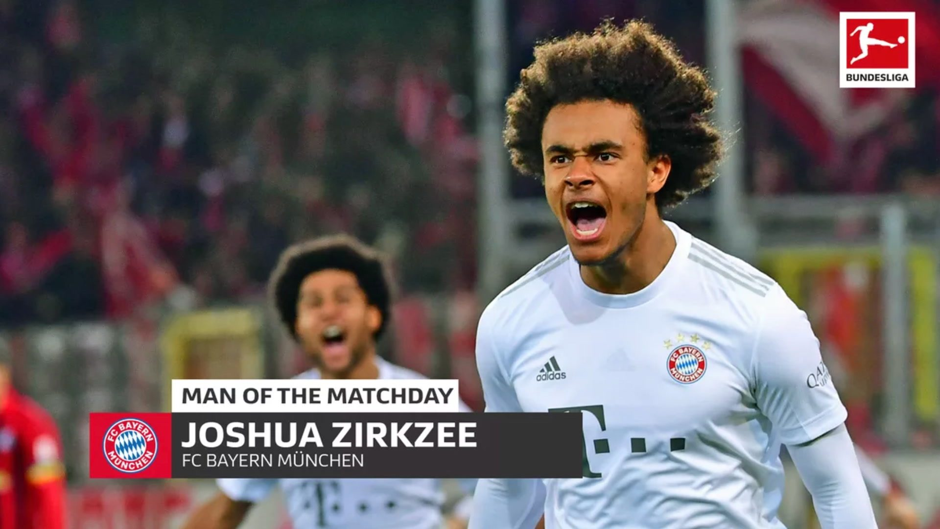 Bundesliga Joshua Zirkzee 5 Things On Bayern Munich S Teenaged Striker